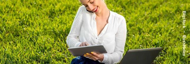 Atenção ao uso prolongado de tablets e smartphones